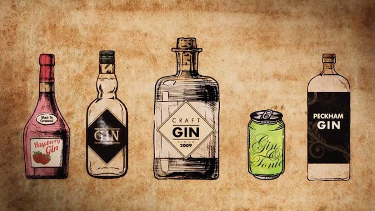 Origins Of Gin