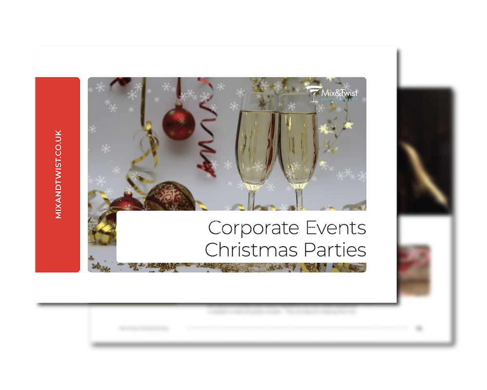 Mix And Twist - Christmas Party