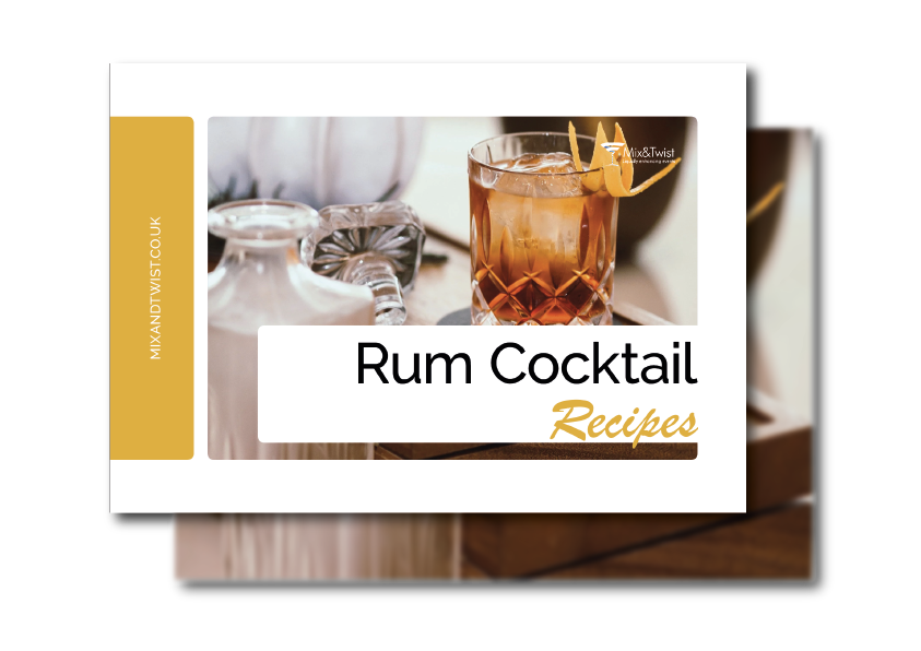 MT - Cocktail Rum 3D Cover
