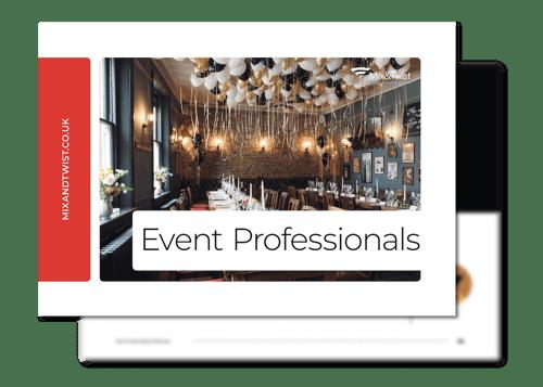 Mix & Twist Event Professionals Cover No Background