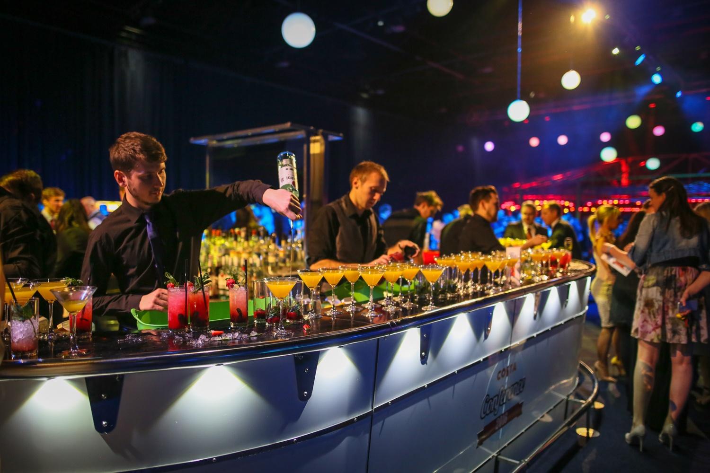 Mobile Bar & Bartender Hire