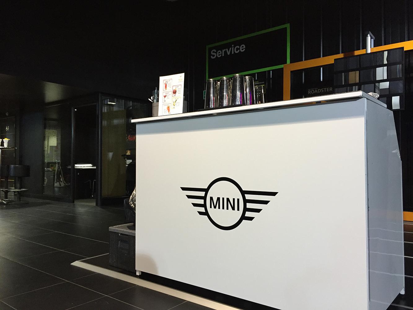 MINI - Mobile Bar & Bartender Hire