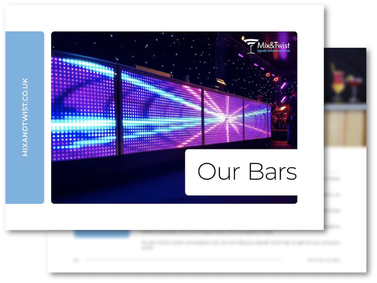 Our Bars 3D Cover