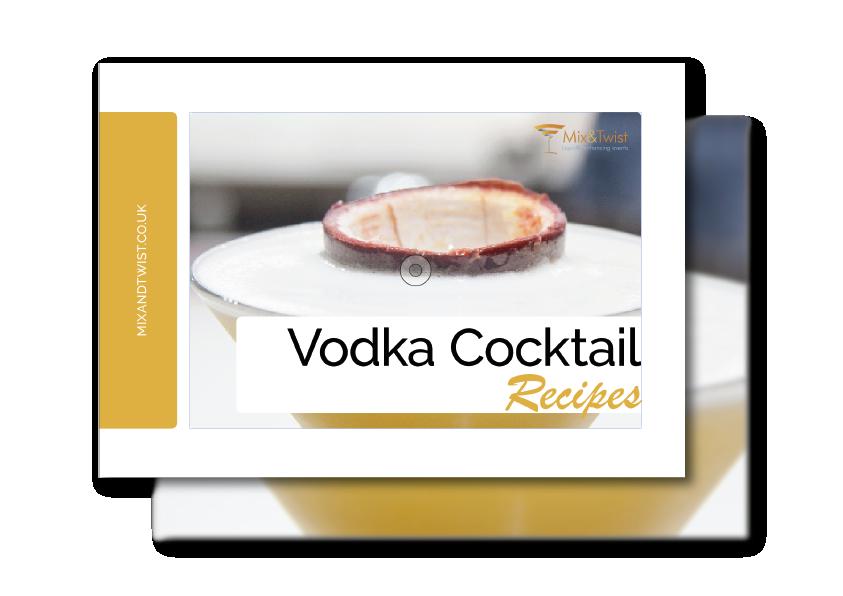 MT - Cocktail Vodka 3D Cover