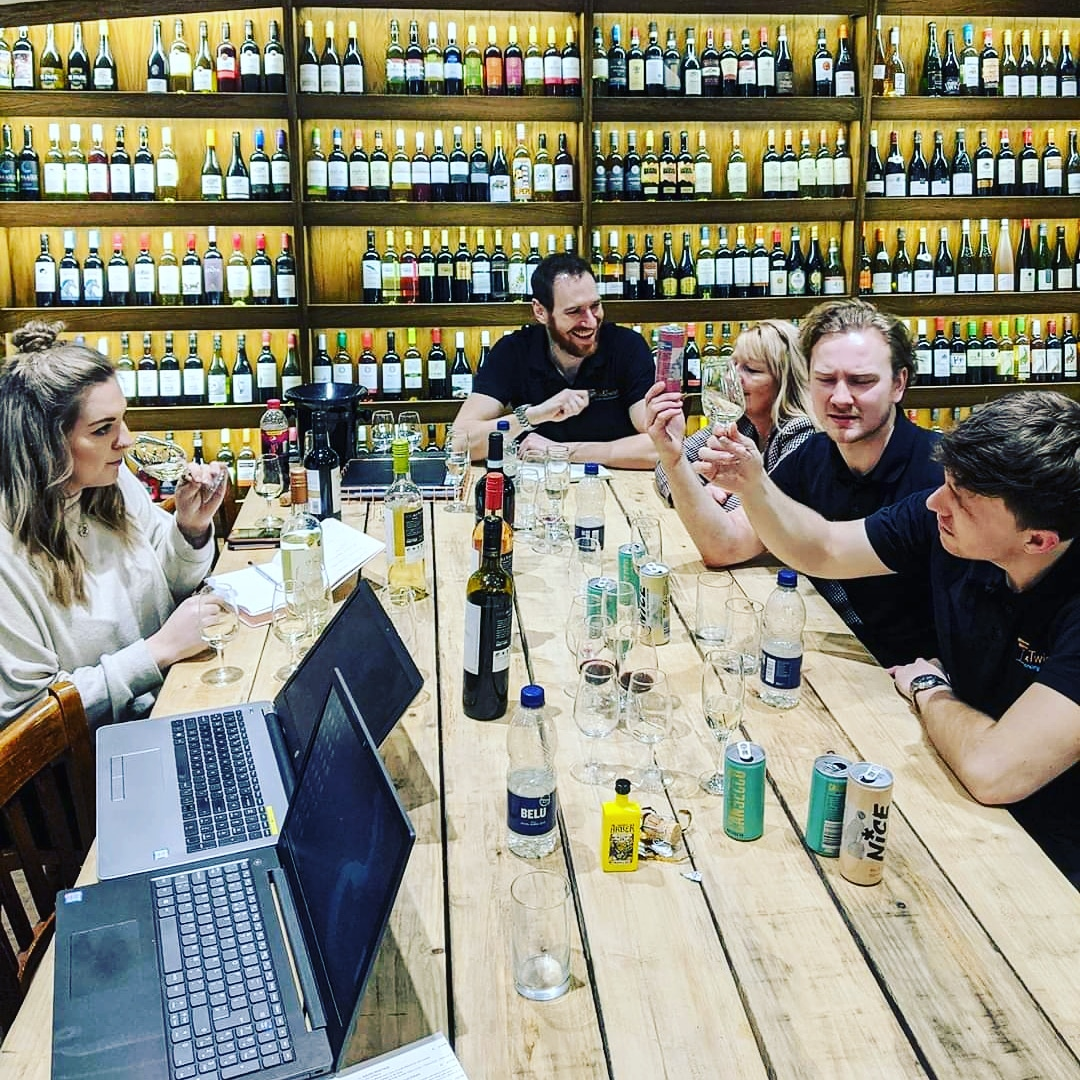 Wine Tasting for Mobile Bars and Events