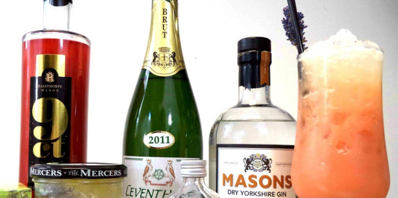 Yorkshire Cocktail Blog Header