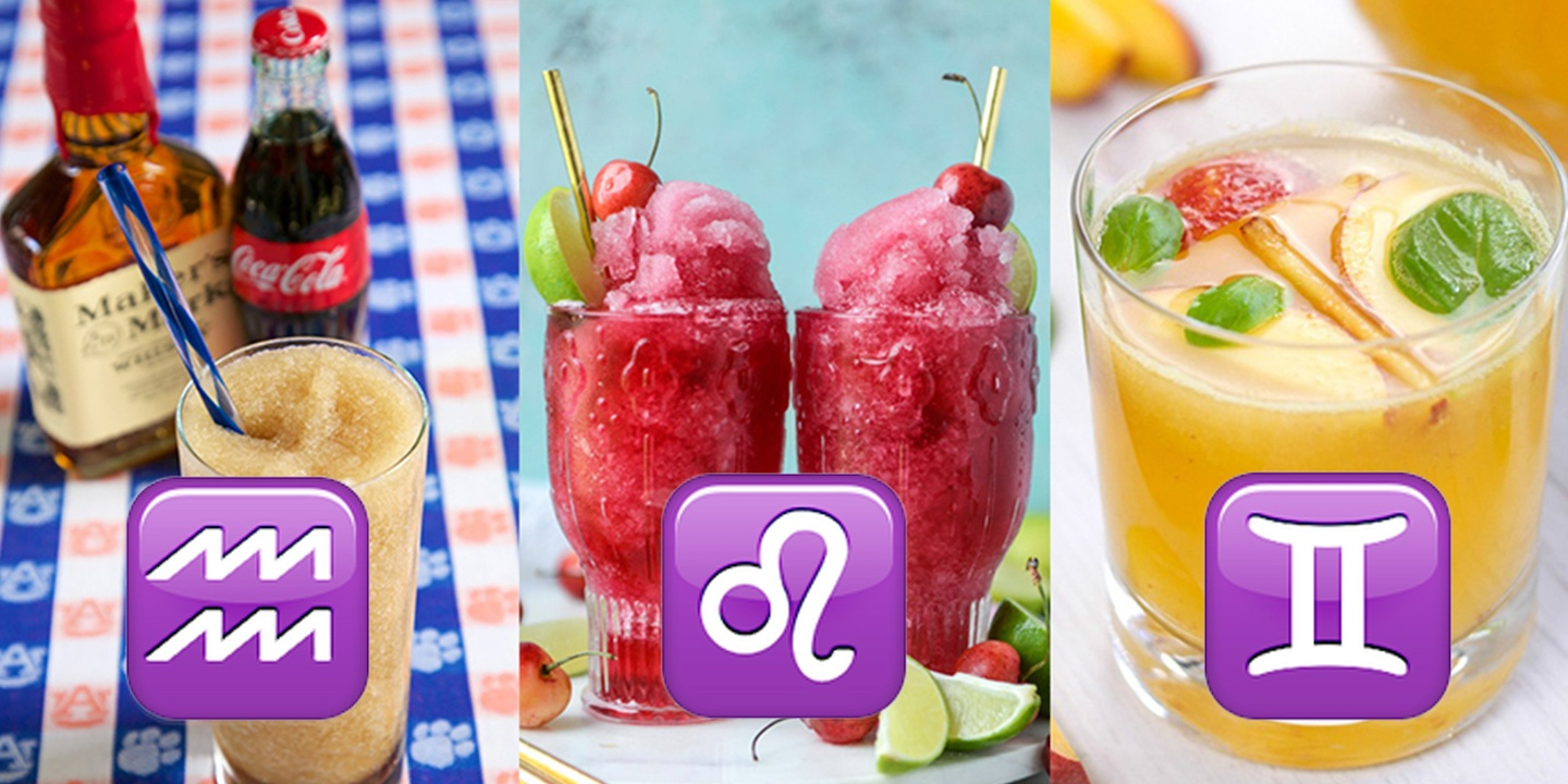 Here's The Best Cocktail For Your Zodiac Sign | Mix & Twist