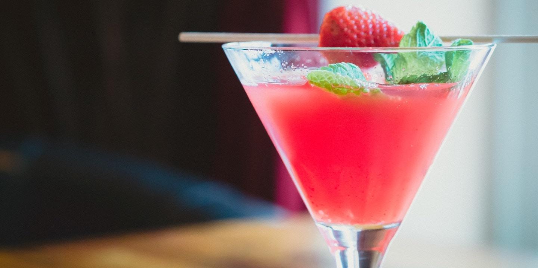 Spring cocktails - Blog Header