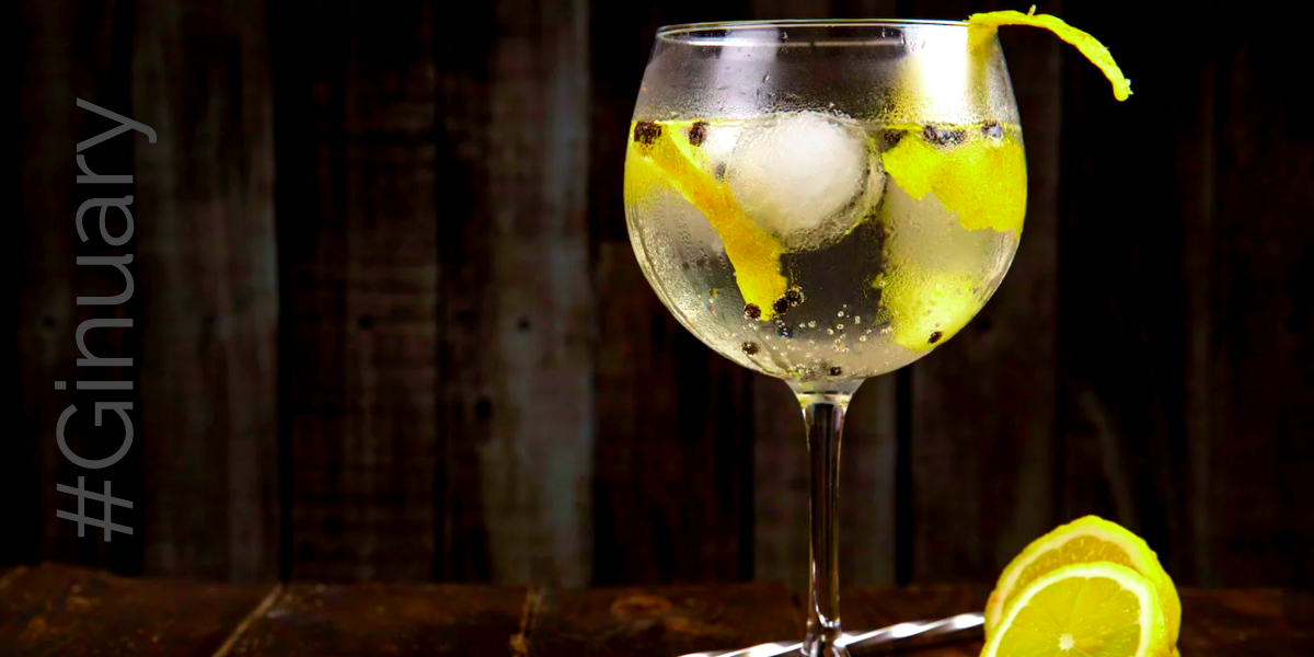 The Rise Of Ginuary | Blog | Mix & Twist