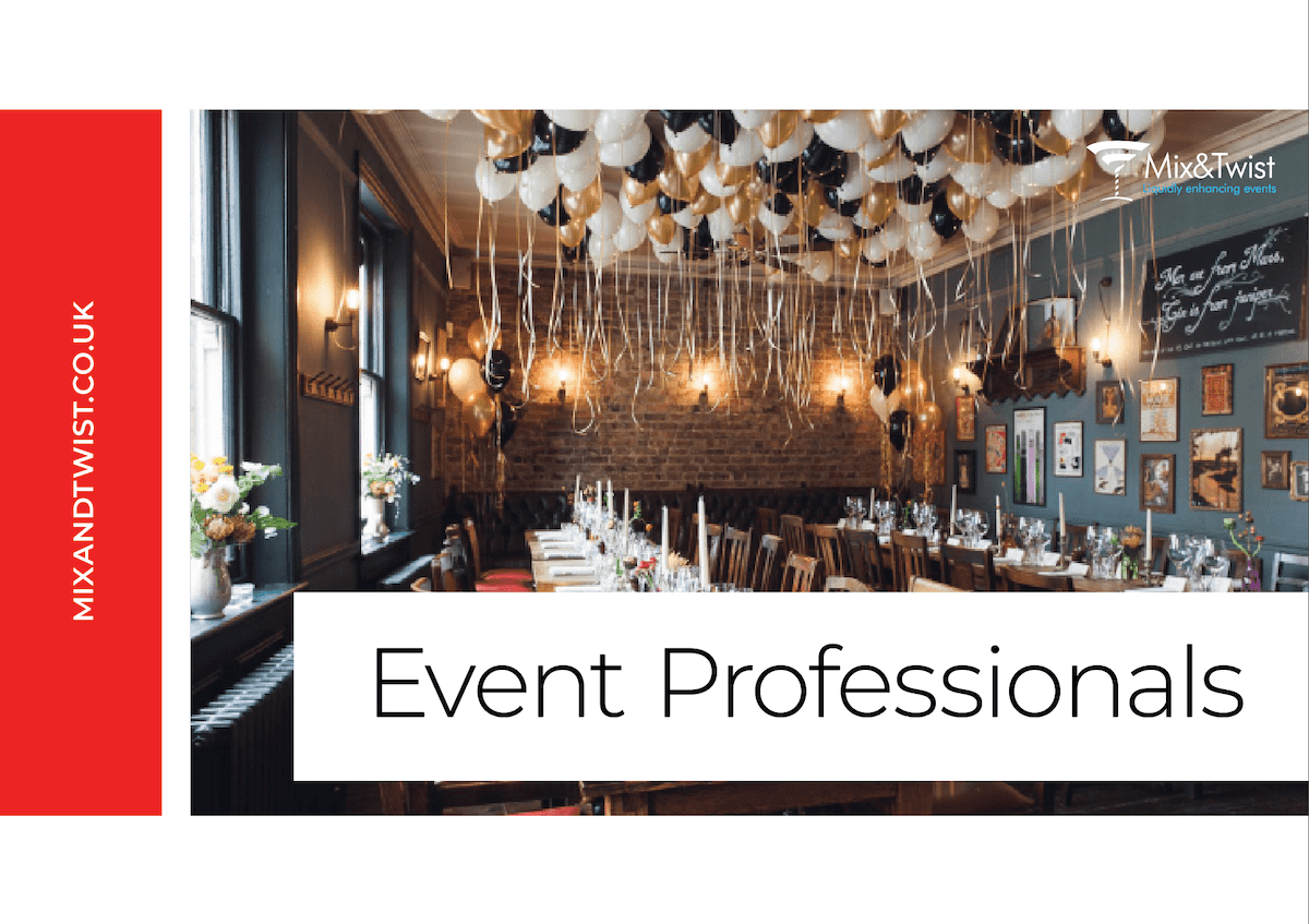 Event Professionals 2D Cover