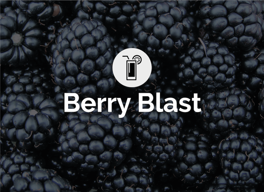MT - Mocktails_Berry Blast