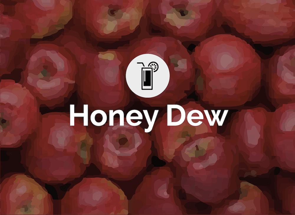 MT - Mocktails_Honey Dew