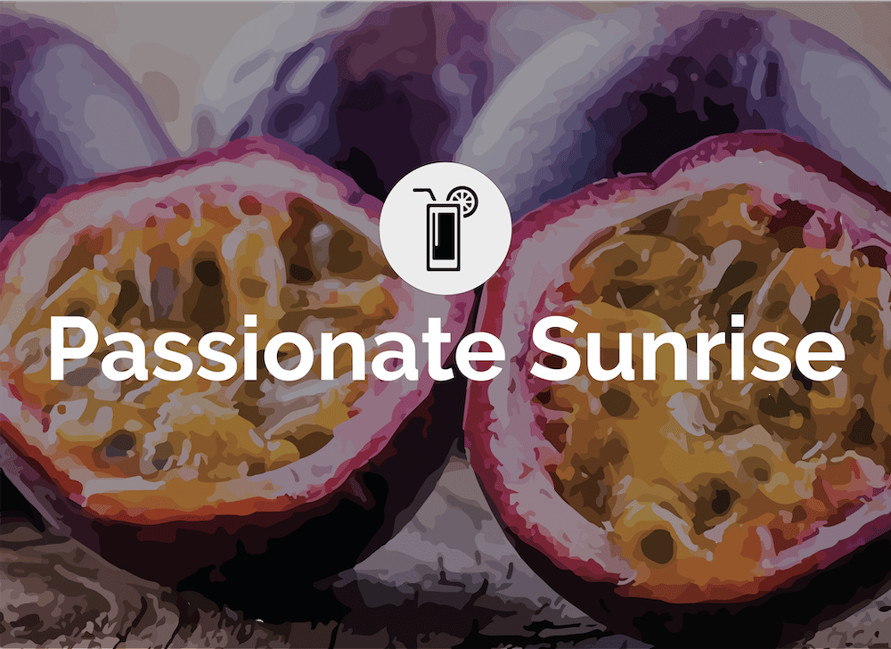 MT - Mocktails_Passionate Sunrise
