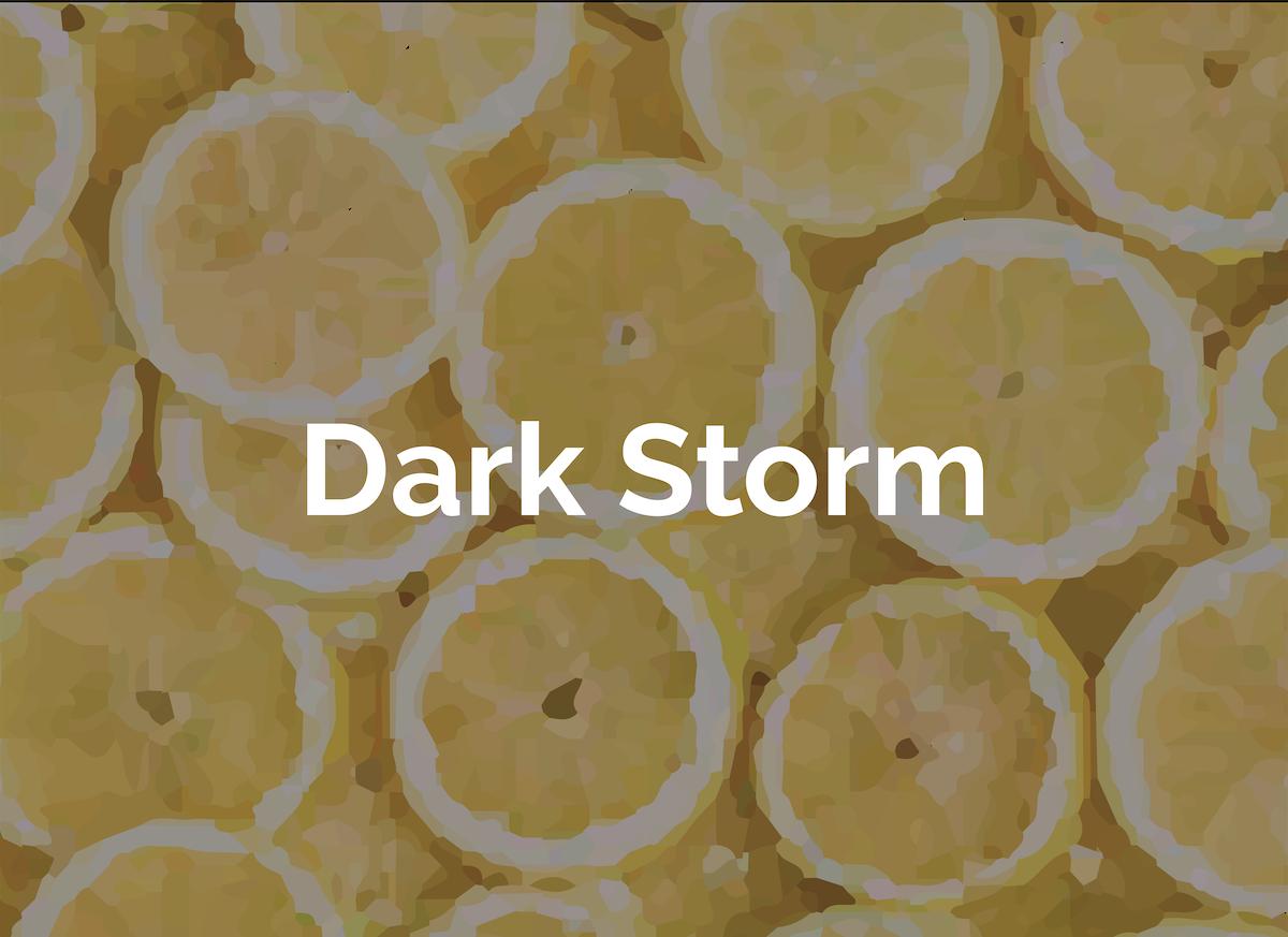 MT - Rum Cocktails_Dark Storm