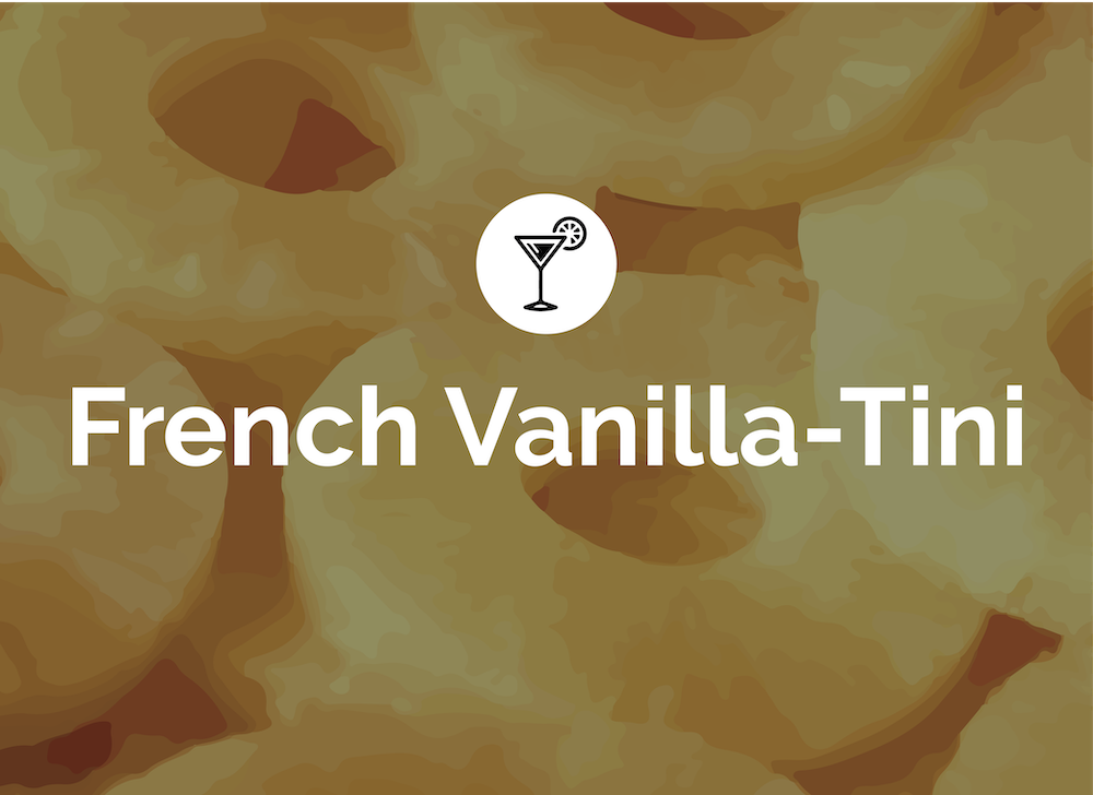 MT - Vodka Cocktails V2_French Vanilla Tini