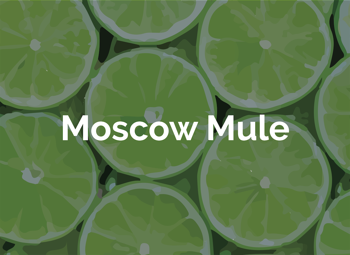 MT - Vodka Cocktails_Moscow Mule