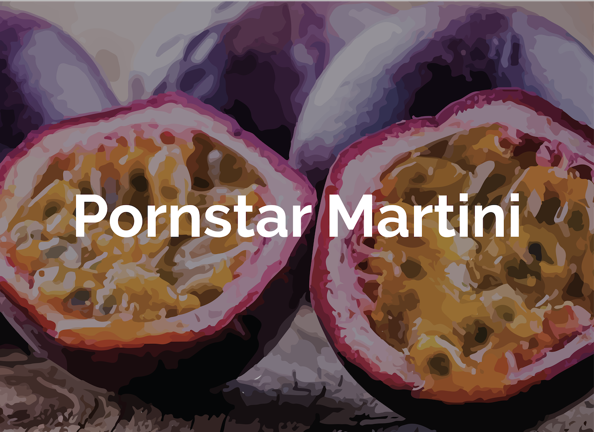 MT - Vodka Cocktails_Pornstar Martini